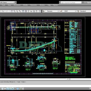 Jasa Gambar Teknik Detail Engineering Design